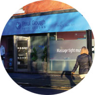 Paul Gough Clinic Hartlepool