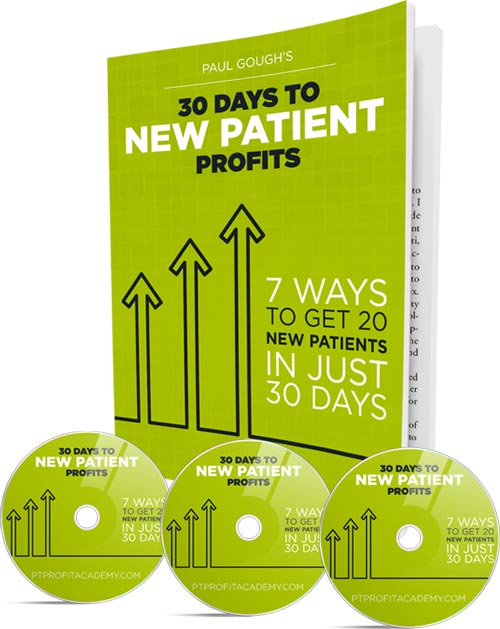 30 Days To New Patient Profits