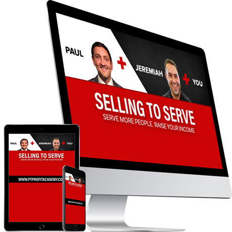 Selling To Serve